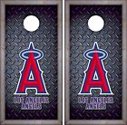 Los Angeles Angels Cornhole Skin Wrap MLB Luxury Decal Vinyl Sticker DR445 on Ebay