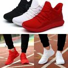 Mens Sports Shoes Casual Mesh Breathable Sneakers Running Casual Flats Fashion