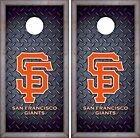 San Francisco Giants Cornhole Skin Wrap MLB Luxury Decal Vinyl Sticker DR455 on Ebay