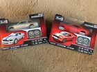 Revell Car Kit 2014 Mustang GT Silver or 2013 Dodge Challenger Orange