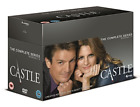 Castle Season 1-8 Complete Box (UK IMPORT) DVD NEW