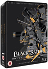Black Sails Complete Series 1 4 Steelboo (UK IMPORT) DVD NEW