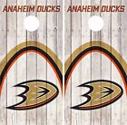 Anaheim Ducks Cornhole Skin Wrap NHL Game Decal Vinyl Sticker Logo DR463 $39.99 USD on eBay