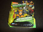 Nickelodeon Teenage Mutant NinjaTurtles Metalhead Sewer-Built Robotic Turtle