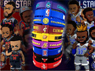Silicon Bracelet Basketball NBA Team adjustable Wristband+Package on eBay