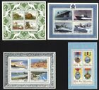 14160] South Afrika 1982-1984, complete set of 4 S/S MNH