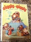 Wiggly and Giggly the Little Twin Bears By Nell Stolp Smock 1939 Paperback