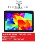 SAMSUNG GALAXY TAB 4 10.1 LCD Display Frame (SM-T537V) (SM-T537NU) Battery Flex