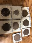 New Zealanr 8 Coins Lot