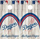 Los Angeles Dodgers Cornhole Skin Wrap MLB Game Decal Vinyl Sticker Logo DR575 on Ebay