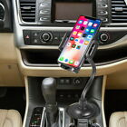 Universal Car Cup Holder Mount Accessories 360° Adjustable for Mobile Phones GPS