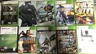 Lot Xbox 360 Games-battlefield, Call Of Duty, Grand Theft Auto, Destiny And More