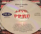 Elvis Costello Live CD Super Rare Beat I Can't Stand For Falling Down Pump It Up