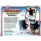 2018 Bowman Draft Baseball - CHROME BASE - Pick Your Card - Complete Your Set -
