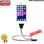 Lazy Stand Up Charging Cable Flexible Phone Holder Bracket USB Charger iPhone