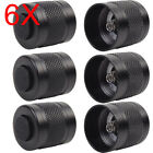 6X Flashlight Tailcap Click On/Off Aluminium Torch Switch for SureFire 6P 9P G2