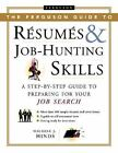 Ferguson Guide to Resumes and Job Hunting Skills : A Step-by-Step Guid-ExLibrary