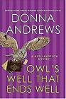 Owls Well That Ends Well by Andrews, Donna-ExLibrary