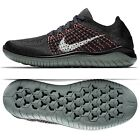 Nike WMNS Free RN Flyknit 2018 Gridiron/Black 942839-004 Women's Running Shoes