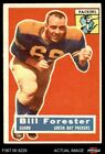 1956 Topps #79 Bill Forester Packers EX