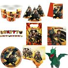 How to Train Your Dragon Birthday Party Decorations Table Wear Children BBQ