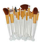 Health  Beauty20pcs Cosmetic Makeup Brush Tool Blusher Eye Shadow Brushes Set