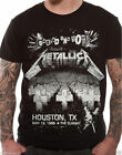 Official Metallica T Shirt Master of Puppets Album Damage Inc Tour image