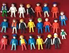 LOT Playmobill 1974 Vintage Figures People Mixed 23