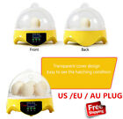 Внешний вид - Mini Automatic Turning Digital 7Egg Incubator Poultry Hatcher TemperatureControl