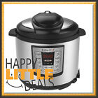 Instant Pot LUX60 V3 6 Qt 6-in-1 Multi-Use Programmable Pressure & Slow Coooker