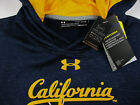 Cal Golden Bears Under Armour Storm Sideline Fleece Hoodie Youth MD LG NWT