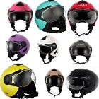 Vega Verve Girls Helmets Open Face Bike Motorcycle Helmet Multi Choice Size M L