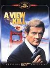 A View to a Kill (Special Edition) Roger Moore, Christopher Walken, Tanya Rober $5.94 USD on eBay