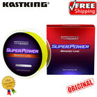 KastKing SuperPower Braided Fishing Line - Abrasion Resistant Braided Lines