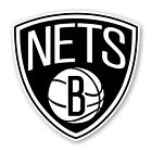 Brooklyn Nets Decal / Sticker Die cut on eBay