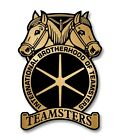 Home Decorating Small Space Teamsters Decal / Sticker Die Cut American Made Home Decor
