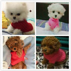 Pet Dog Clothes Sweater For Small Dogs Yorkie Chihuahua Teacup Knitted XXXXS XXS