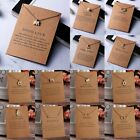 Womens Elephant Necklace Pendant Gold Clavicle Chains Choker Card Jewellery Gift