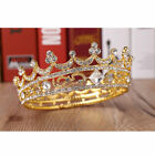 Women Wedding Bridal Crystal Rhinestone Crown Comb Tiara Hair Headband