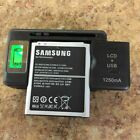 1 2 3 x New 2100mAh Battery + Cradle Wall Charger for Samsung Galaxy S3 S 3 III