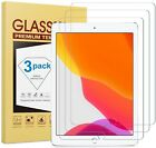 [3-Pack] Tempered Glass Screen Protector For iPad 9.7 2 Mini 4 Pro Air 4th 6th