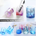 DIY Transparent Silicone Mould Pen Holder Mold For Dried Flower Decorative Craft