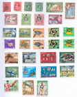 JAMAICA Album pages of Mint/Used Stamps (M179)