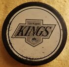 LOS ANGELES LA KINGS OFFICIAL NHL HOCKEY PUCK VINTAGE TRENCH ZIEGLER 80s CANADA