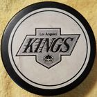 LOS ANGELES KINGS  OFFICIAL NHL HOCKEY PUCK VINTAGE TRENCH SCARCE  1980s  CANADA