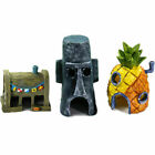 Spongebob Squarepants Pineapple House Fish Tank Aquarium Ornament US Faddish