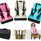 Travel High Chair Baby Booster Seat Portable Light Weight Foldable Easy Carry