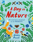 Debbie Powell-Rspb: A Day In Nature (UK IMPORT) BOOK NEW