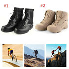 Men's Boots Jungle High-top Black Tactic Combat Military Army Work Shoes New SP