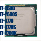 Intel Core i7-2600 i7-3770 i7-2600S i7-3770S i7-2700K LGA 1155 CPU Processor